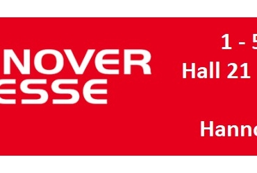 April 1-5, 2019 at Hannover Messe Fair